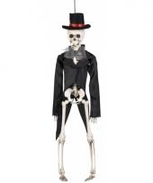 Bruidegom horror skelet 41 cm