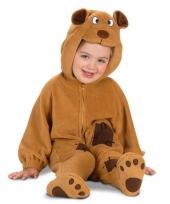 Bruin beren pakje voor baby