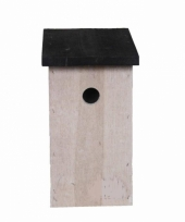 Buitenvogels nestkastje 27 cm