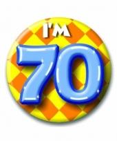 Button i am 70