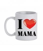 Cadeau beker voor mama 300 ml