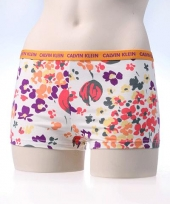 Calvin klein dames shorty flower