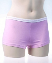 Calvin klein dames shorty roze
