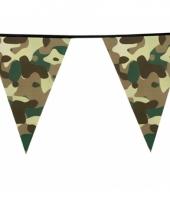 Camouflage slinger 6 meter