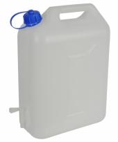 Camping jerrycans met kraan 10 liter