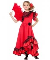 Carmen jurk voor meiden