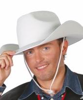 Carnaval hoed cowboy