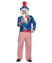 Carnaval kostuum uncle sam