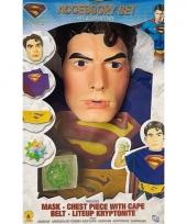 Carnavalkostuum superman voor kids