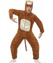 Carnavalskleding dieren apenpak