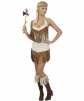 Carnavalskleding indianenpak dames