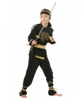 Carnavalskleding ninja kostuum kind