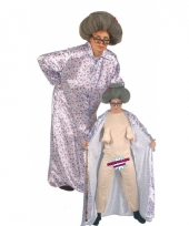 Carnavalskleding oma kostuum