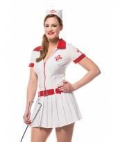 Carnavalskleding verpleegster pakje