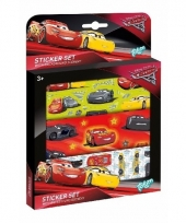 Cars 3 stickervellen