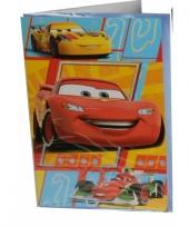 Cars verjaardagkaart jumbo
