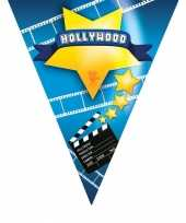 Casino thema vlaggenlijn hollywood