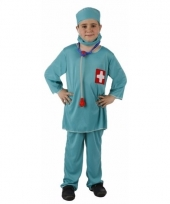 Chirurg verkleedkleding voor kinderen
