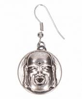 Chunkoorbellen zilveren boeddha voor volwassenen