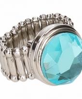 Chunkring met diamant voor volwassenen