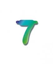Cijferslinger cijfer 7