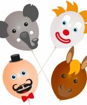 Circus ballonnen setje