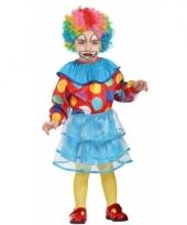 Clown jurkje voor kleine kinderen