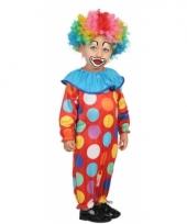 Clown kostuum voor kleine kinderen