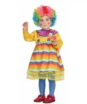 Clowns pakje voor peuters