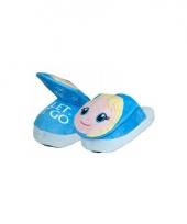 Comfortabele elsa pantoffels voor kinderen