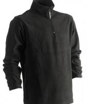 Comfortabele fleece trui voor heren
