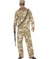 Commando verkleedkleding voor heren