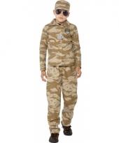 Commando verkleedkleding voor kids