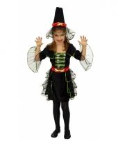 Compleet heksenjurkje driedelig voor meisjes