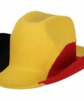Cowboy hoeden belgie