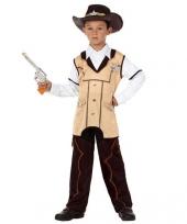 Cowboy kostuum voor jongens