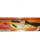 Cowboy set met geweer 60 cm