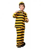 Dalton broers kostuum voor kids