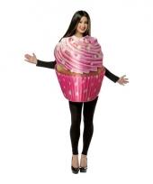 Dames cupcakes kostuum