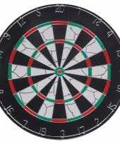 Dartbord longfield set diameter 45 cm