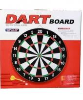 Dartbord met pijltjes 40 cm