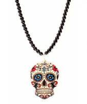 Dawn of the dead parelketting sugar skull