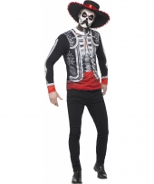 Day of the dead el senor kleding
