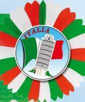 Decoratie waaier slinger itali