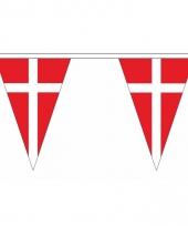 Denemarken versiering vlaggenlijn 5 m
