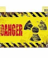 Deurbordje danger nuclear gevaar