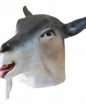 Dieren masker geit