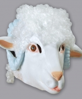 Dieren masker ram schaap