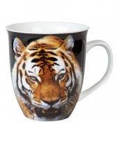 Dierenmok met tijger