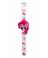 Digitale horloges my little pony roze voor kinderen